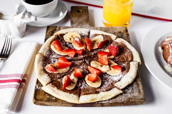 morning pizza