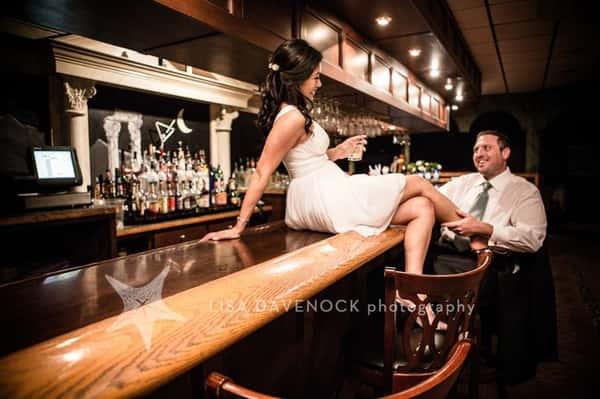 bride groom bar