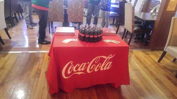 Coca-Cola Prescott Christmas party