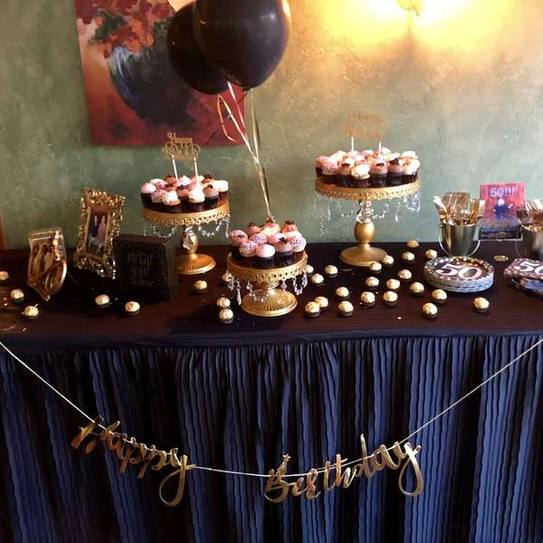 Birthday party, private party