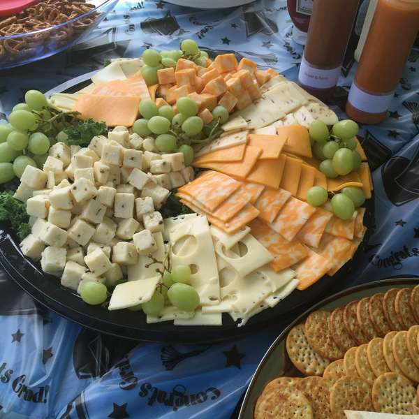 Cheese & Crackers Tray