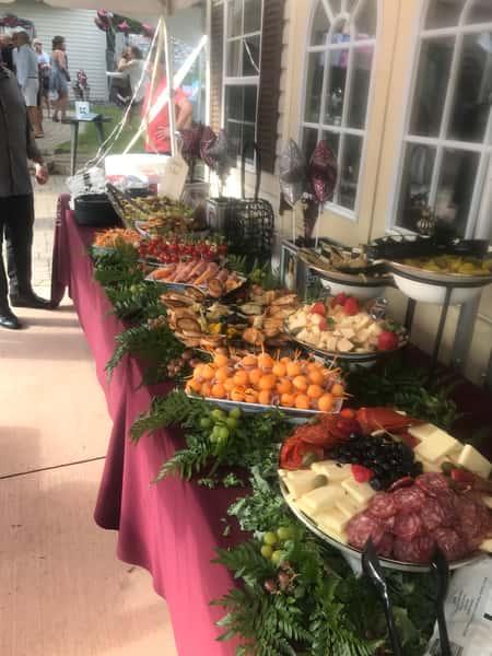 catering spread 2