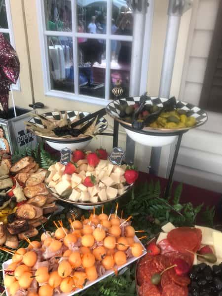 catering spread 3