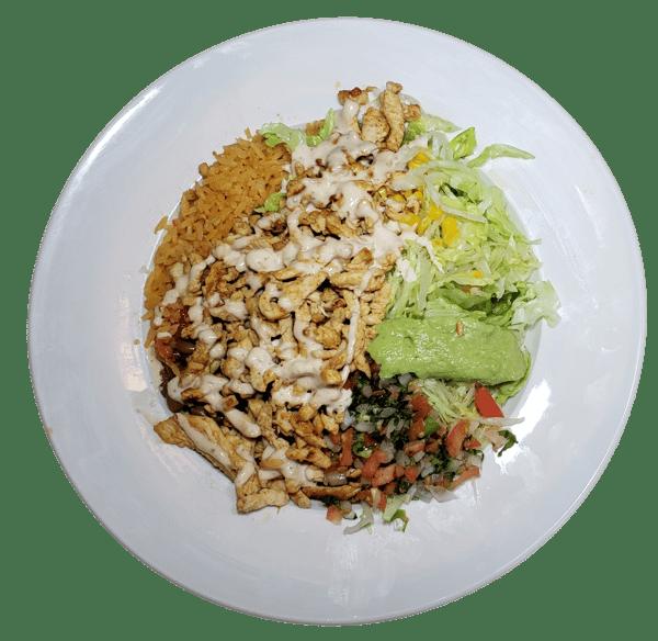 121. Burrito Bowl
