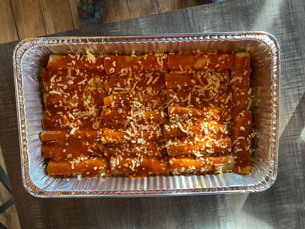 Enchiladas Tray (22 Pieces)