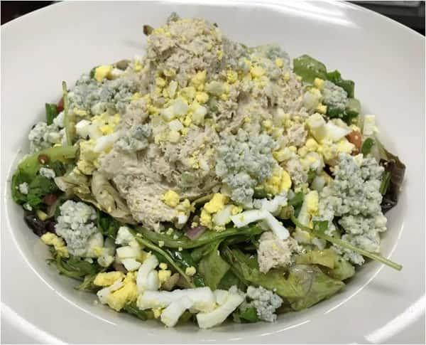 Albacore Tuna Salad Plate