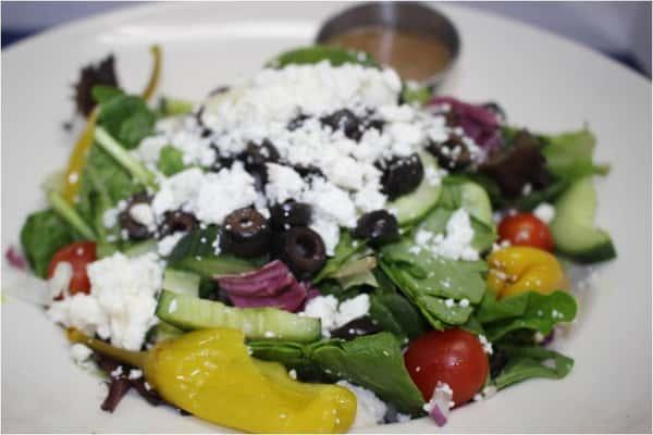 Athenian Salad
