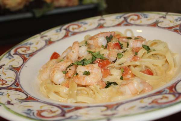 Tuscan Scampi