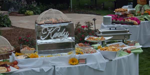 Keely Wedding