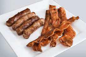 Bacon or Sausage