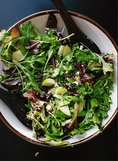 Green Shamrock Salad