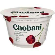 Individual Greek Yogurt Cups