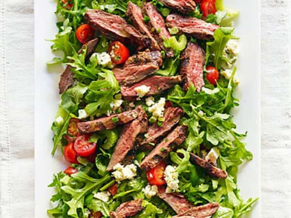 Steak & Blue Cheese Salad