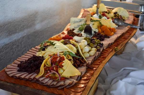 Charcuterie Display at Catering