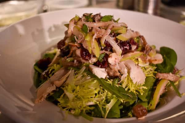 cranberry chix salad