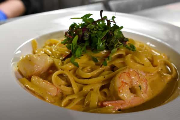 Seafood Pasta*