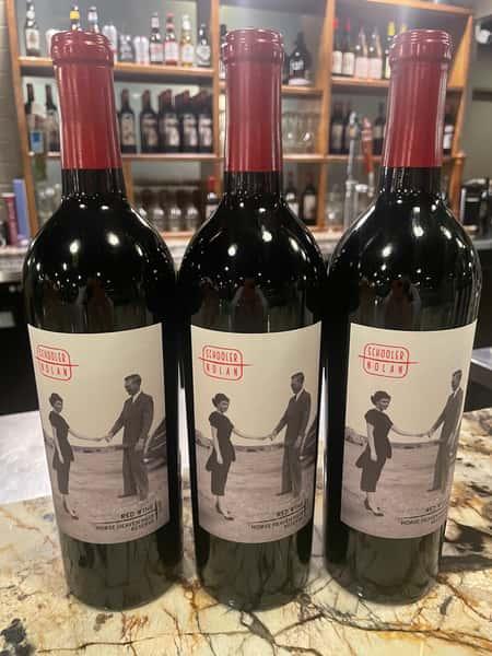 Schooler Nolan Red Wine, Horse Heaven Hills