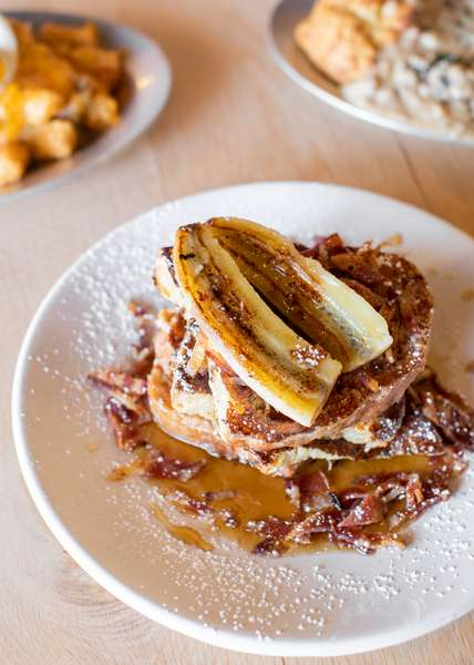 Tres Leches French Toast