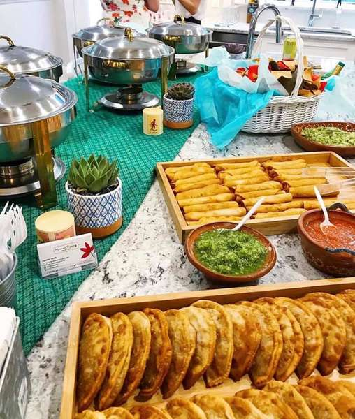 Catering Mexican Spice