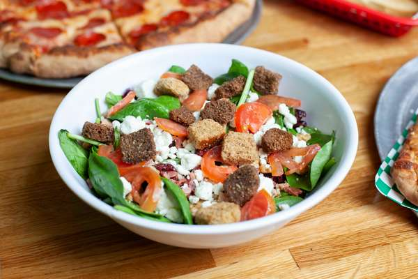 Brenda's Spinach Salad