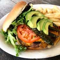 Hand Crafted Burger