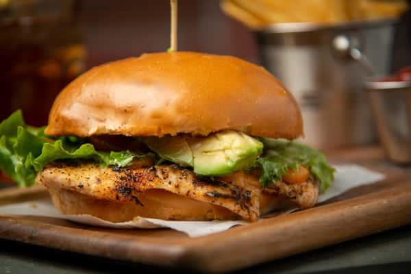Chicken + Avocado Sandwich