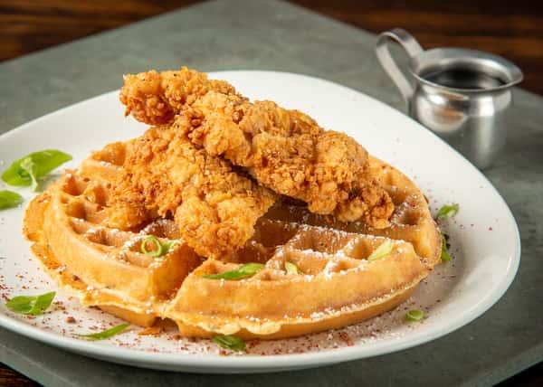 Chicken + Waffle