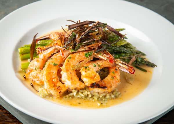 Grilled Gulf Shrimp (TX)