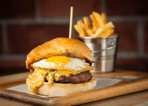 Southern Belle Burger (TX)