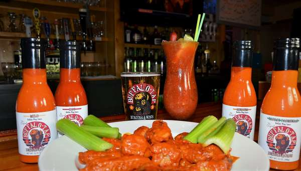wings and sauces