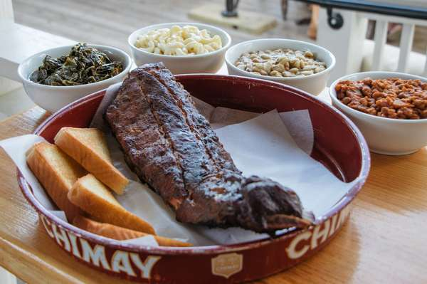 The Nest's Famous Ribs