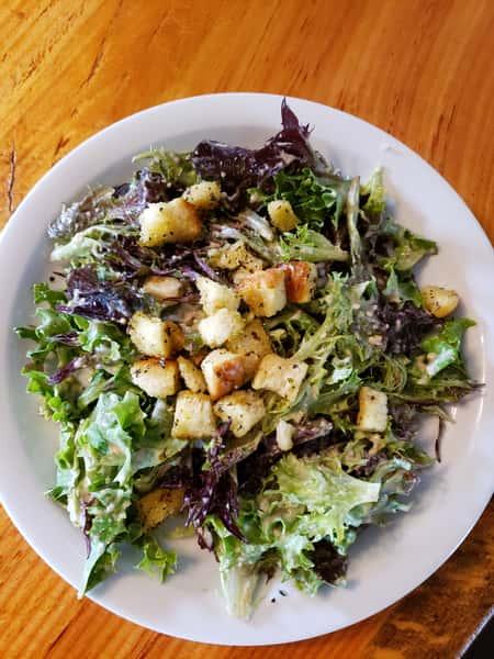Full Caesar Salad
