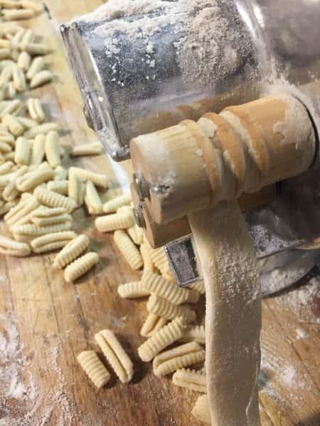 pasta mill