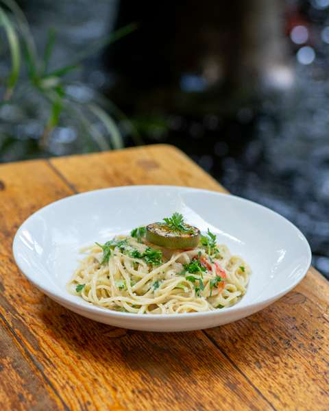 Tequila Lime Pasta
