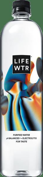 LIFEWTR Bottled Water