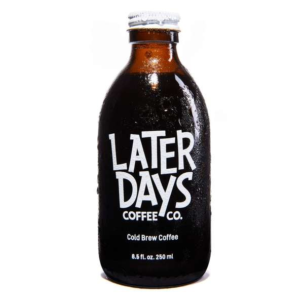 Later Days Cold Brew Coffee