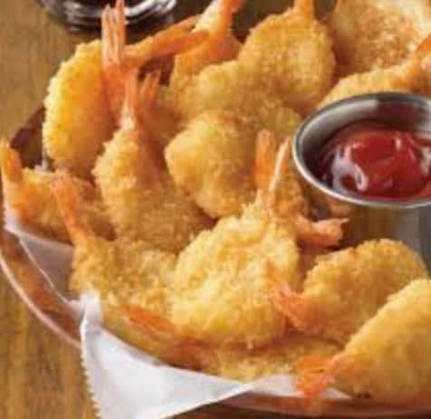 5. Jumbo Fried Shrimp