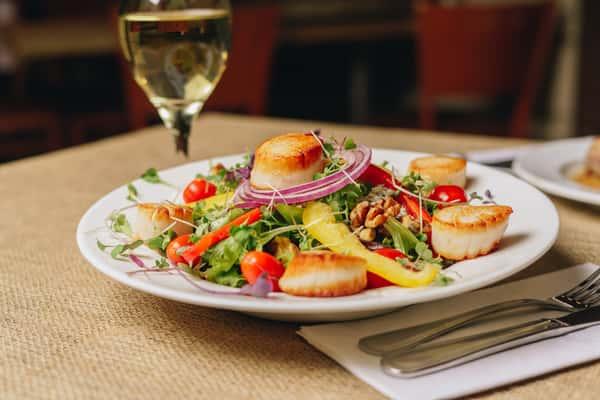 Scallop Salad