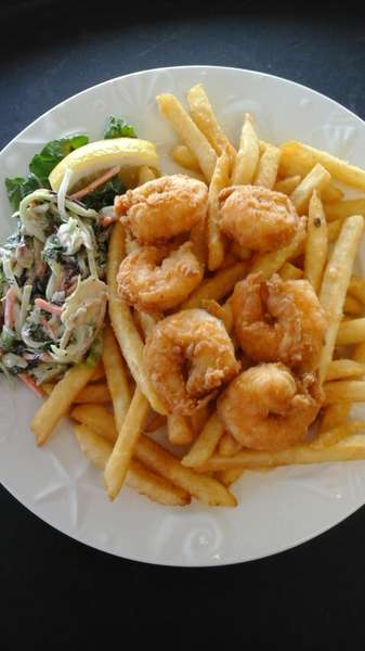 Fried Shrimp 🍤