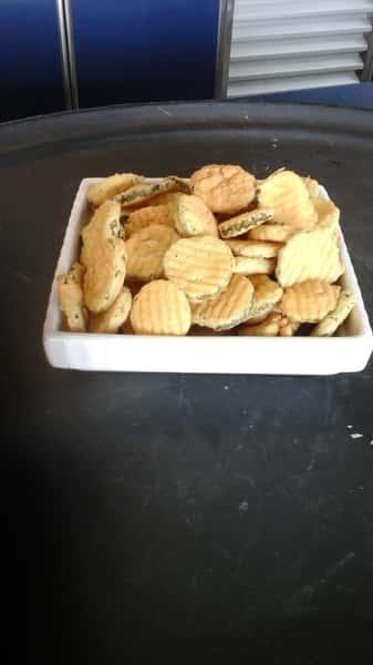 Fried Pickle Basket