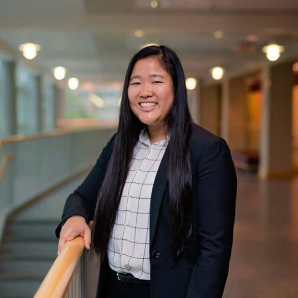 Julia Li, HEC 95 Managing Director