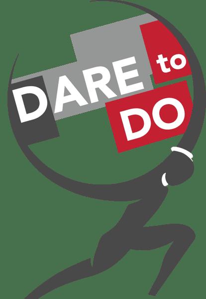 Dare to Do Logo, HEC 95