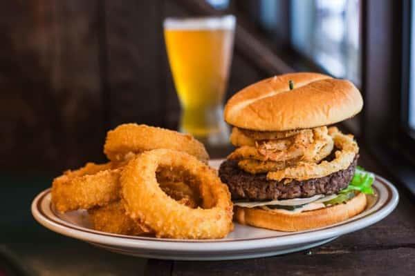 TK House Burger*