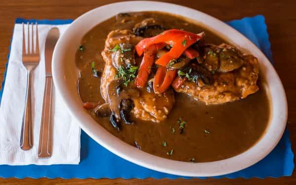 Sautéed Chicken Marsala