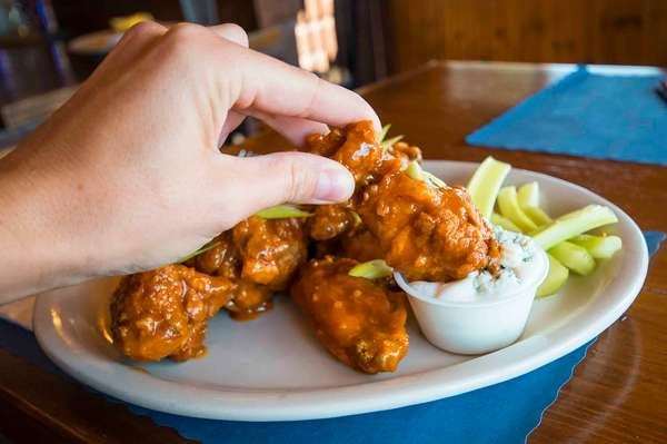 mexican lime wings