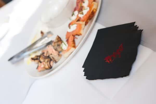 event napkins