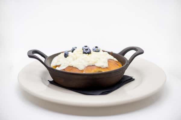 Cast Iron Pancake