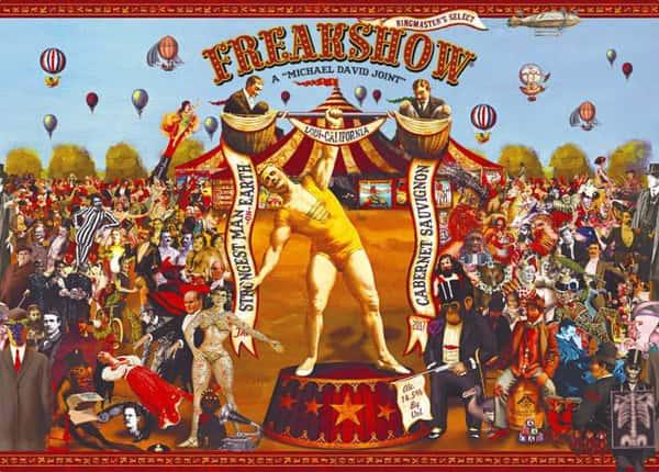 Freakshow Cabernet