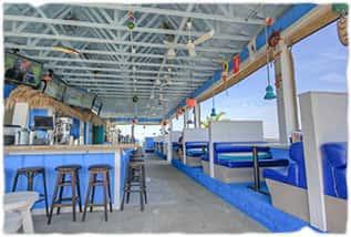 open air tiki bar