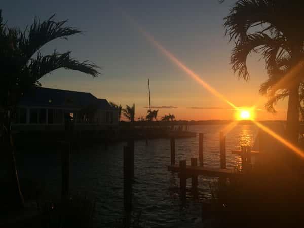 sunset docks1